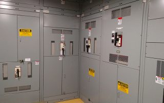 Large Electrical Panels