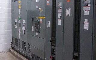 Large Electrical Panel System